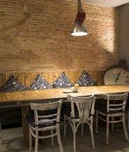 Interiores restaurantes Barcelona