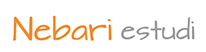 Logo Nebari Estudi