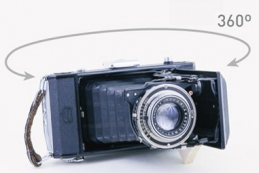 Fotografia 360º per e-commerce